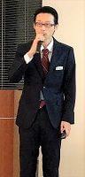 東京金融取引所の甕川さん