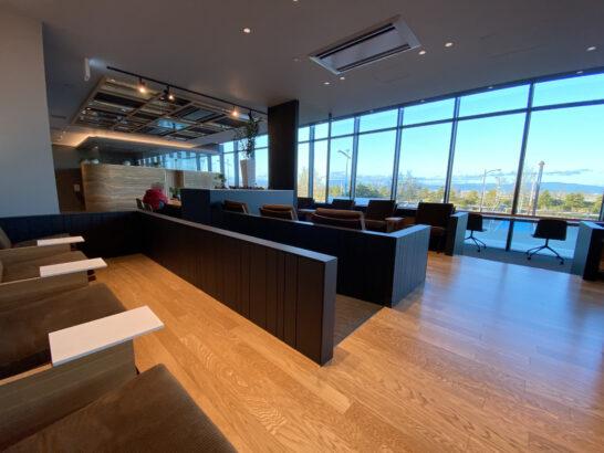 佐賀空港カードラウンジ「Premium Lounge さがのがら」